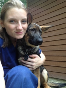 Jessica Horowitz, RVT : Registered Veterinary Technician