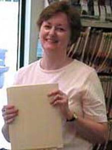 Diane Brozik : Receptionist