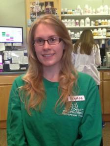 Jessica Bland : Receptionist