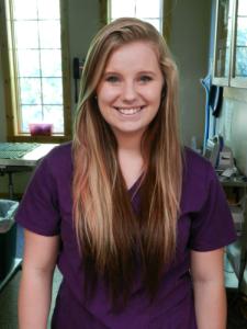 Shanelle Messenger : Veterinary Assistant